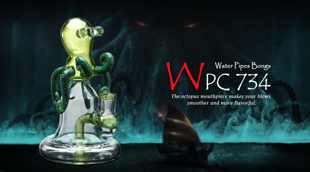 WPC734 Glass Pipes