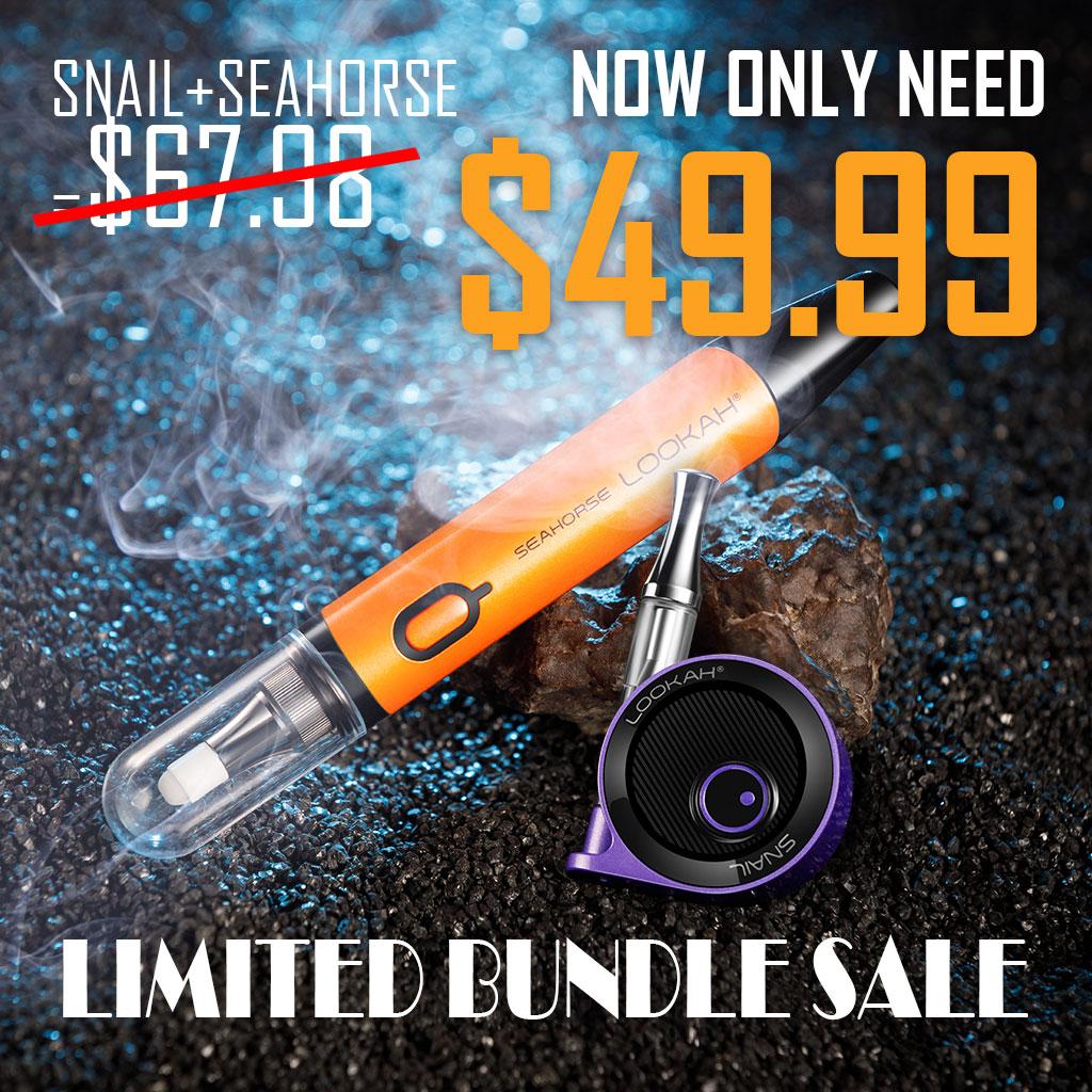 Snail+Seahorse