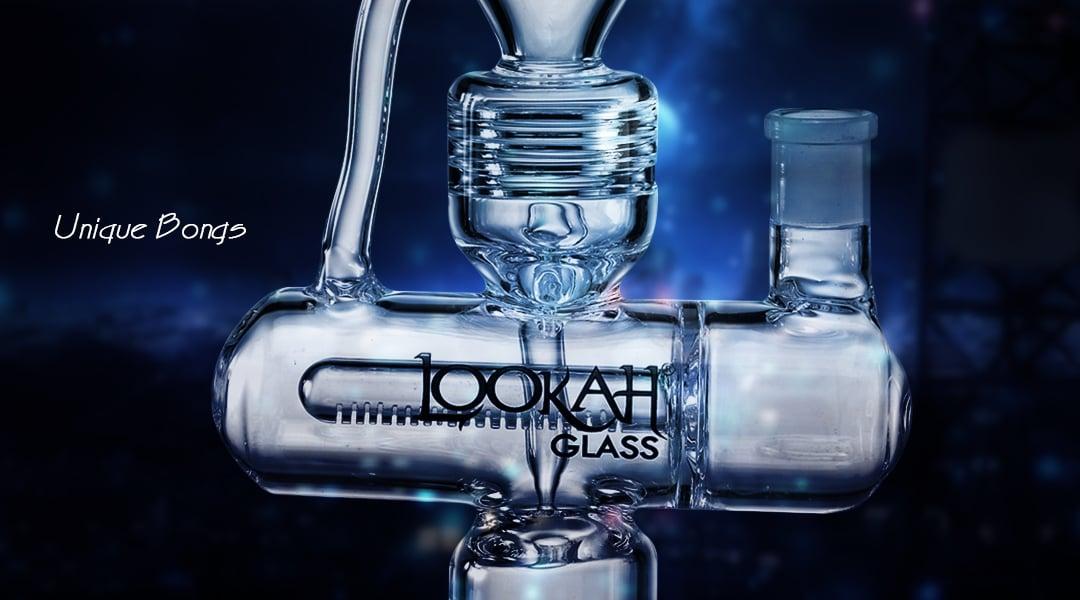 WPC705 Glass Bong 3