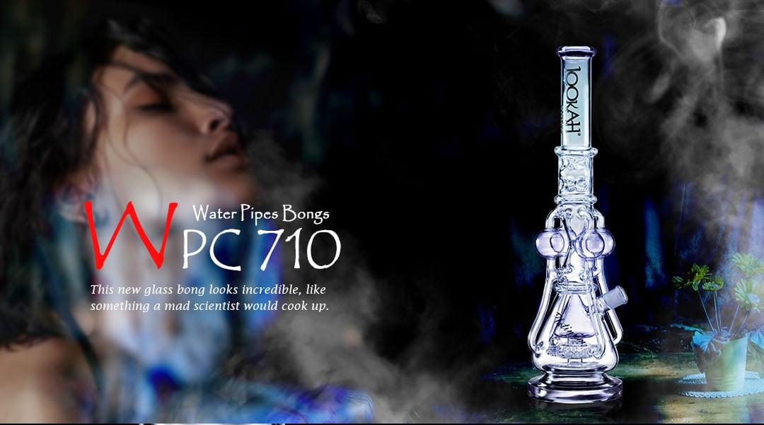 WPC710 Glass Bongs