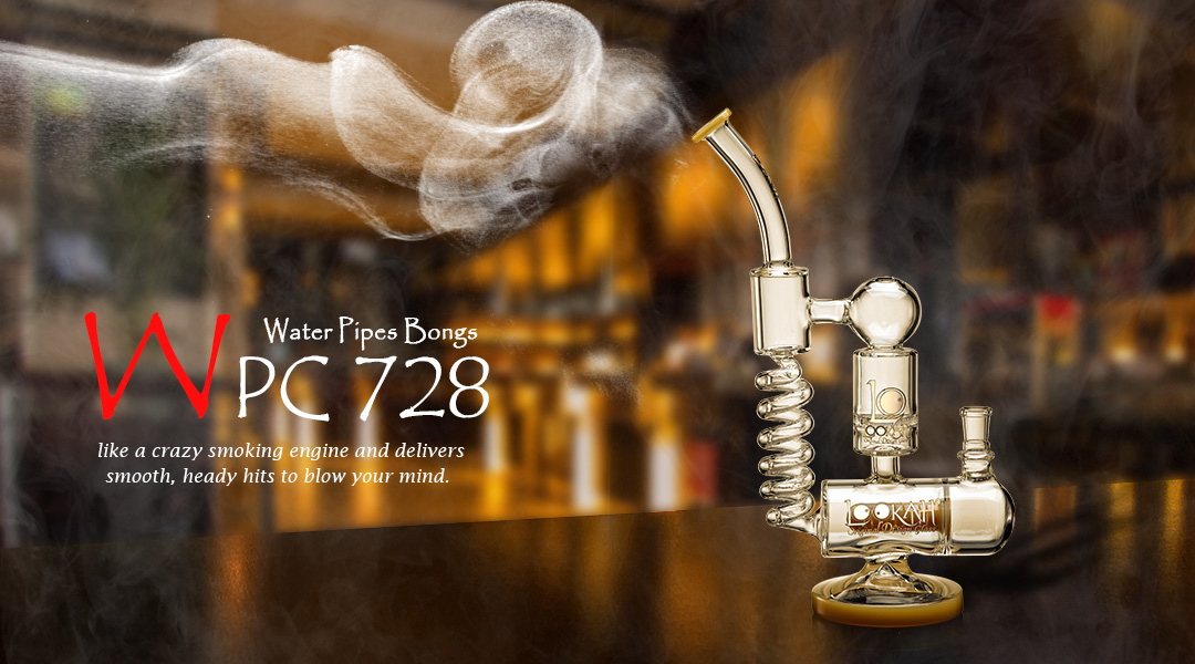 WPC728 water pipe