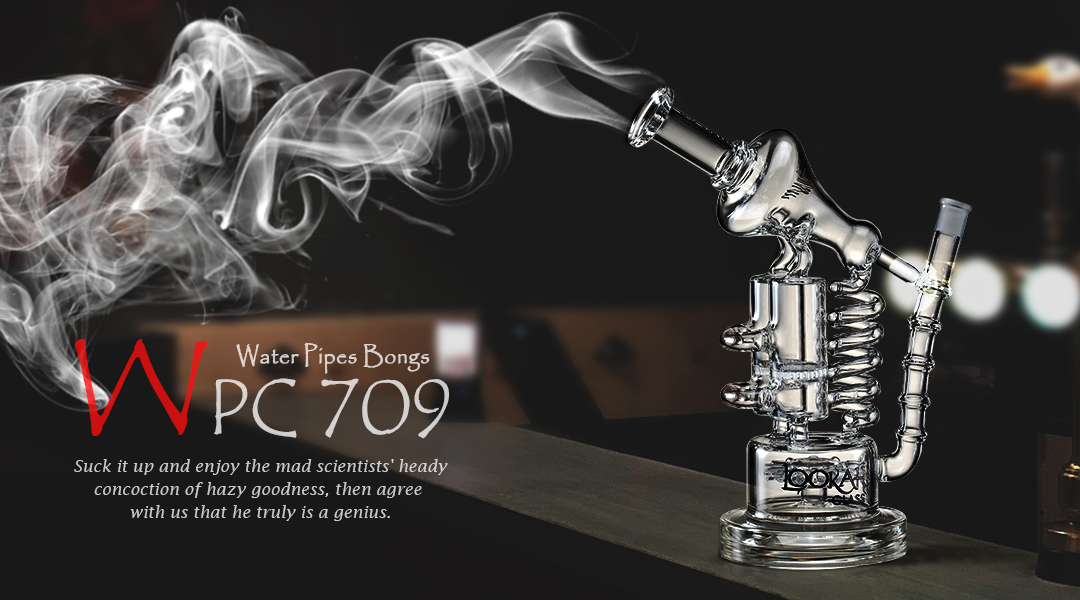 WPC709 Glass Pipes