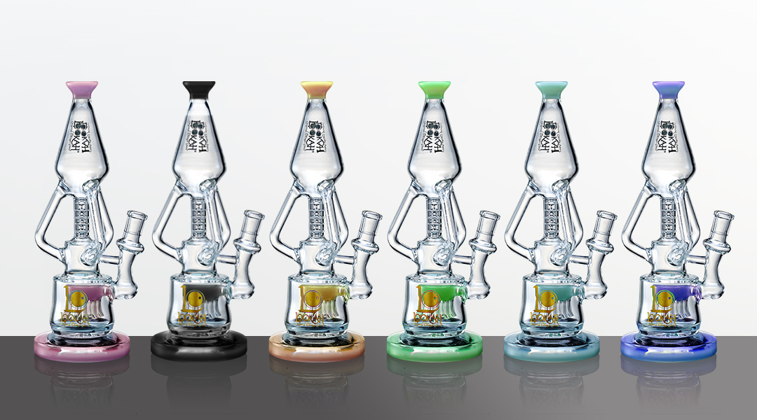 Lookah WPC720 Bongs