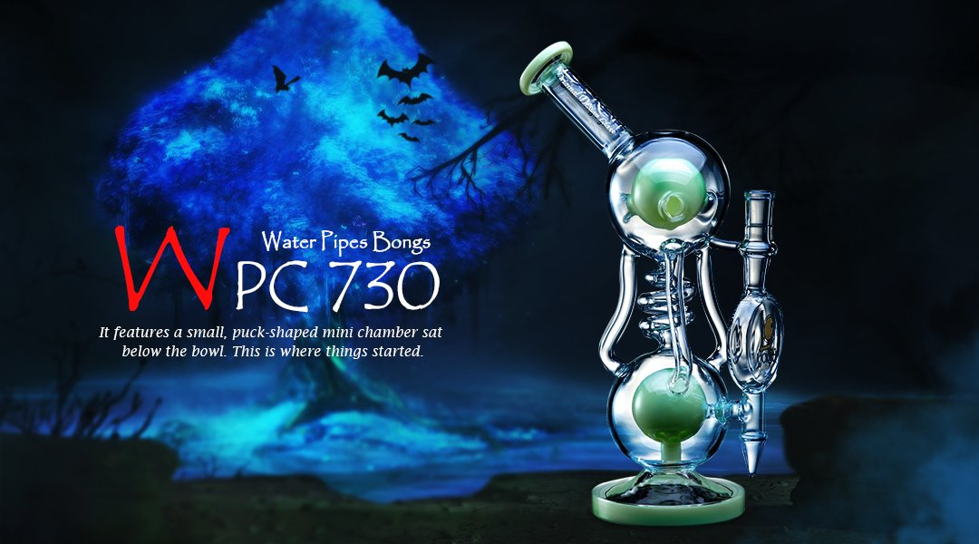 WPC730 Water Pipe