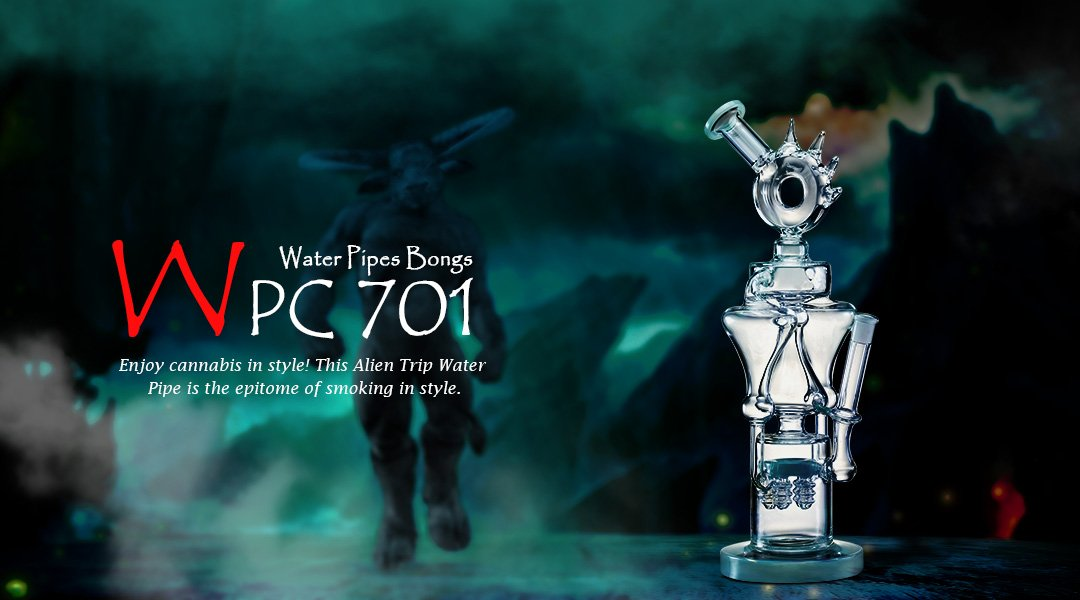 WPC701 Water Bongs