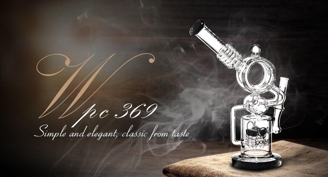 WPC369 Glass Bong