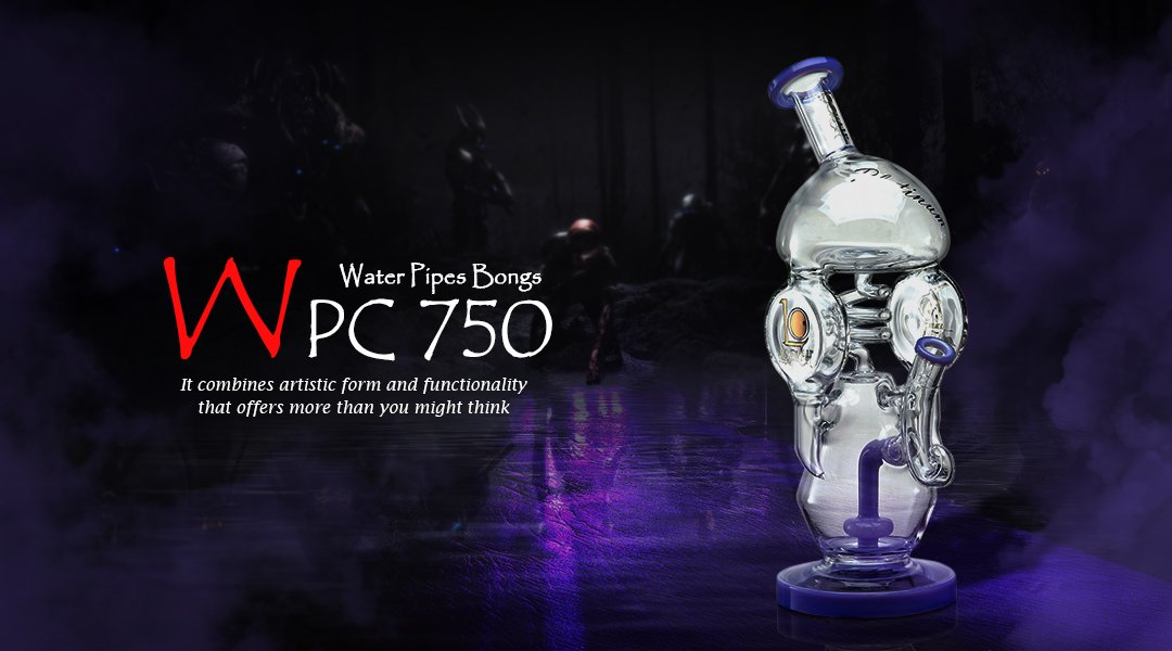 WPC750 Water Pipe