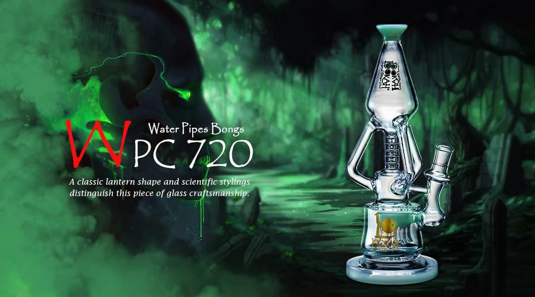 WPC720 Lantern Bong
