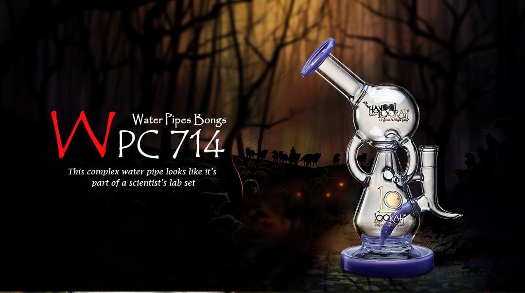 WPC714 Water Bongs