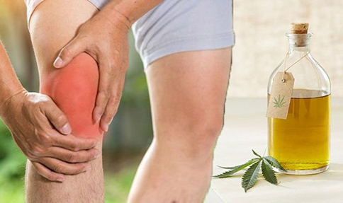 time to take CBD oil for pain relief