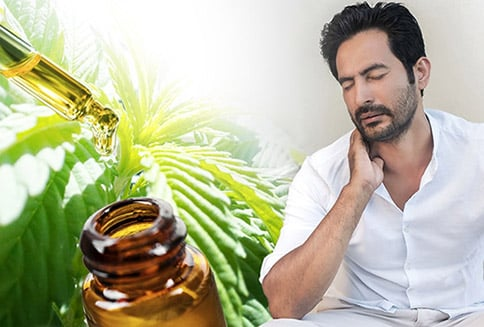 time to take CBD oil to relieve anxiety?