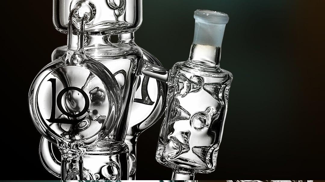 WPC379 Glass Bong 3