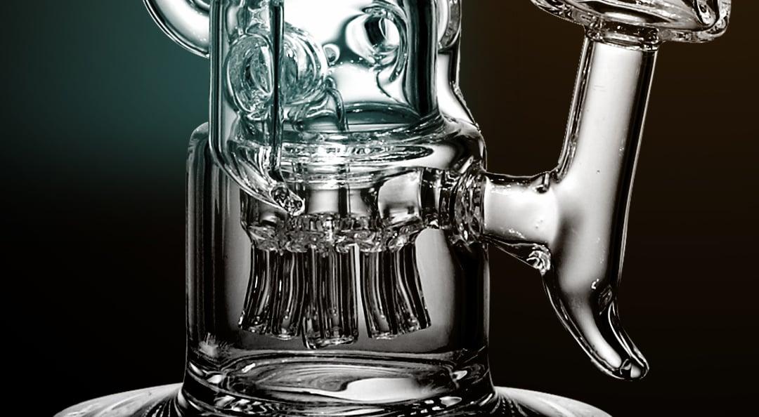 WPC379 Glass Bong 4