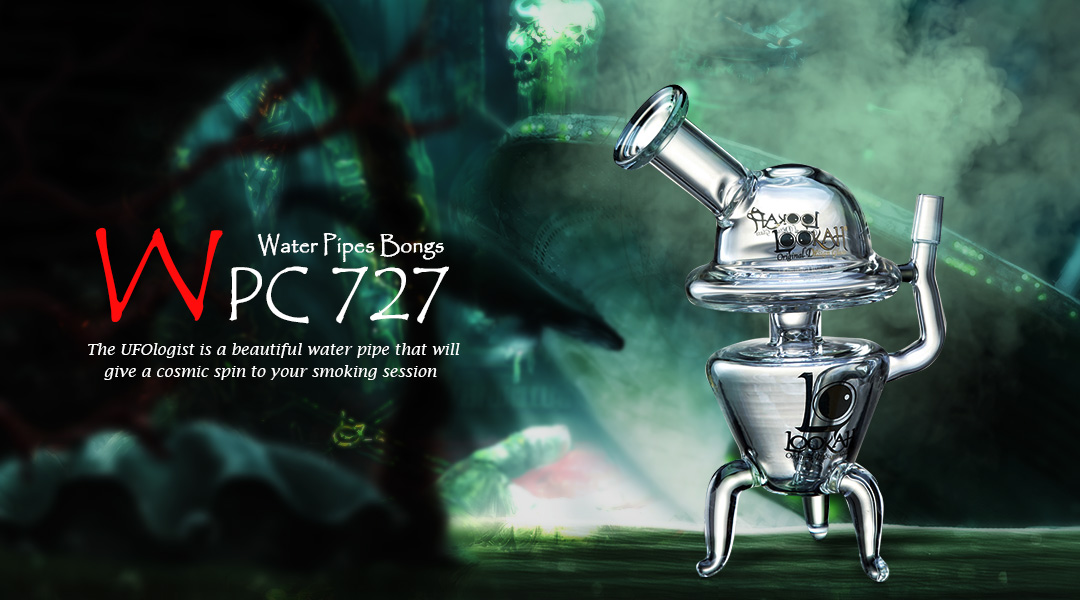 WPC727 Water Pipe