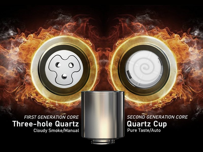 Lookah Unicorn Quartz Coil Ⅱ — 2