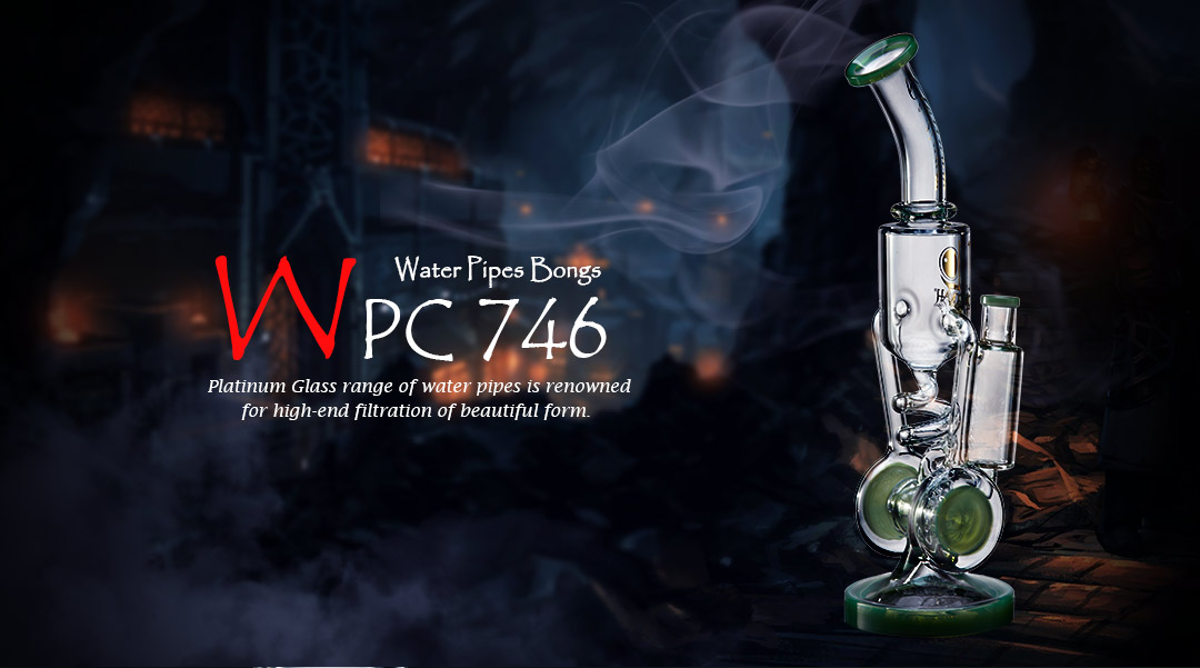 WPC746 Glass Pipe