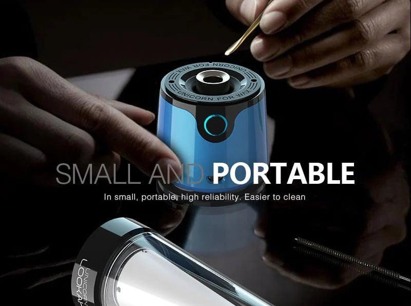 Portable Electric Dab Rig 11